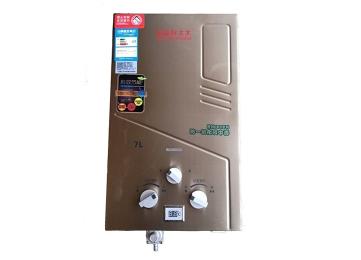 速热式电热水器